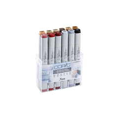 Markeri COPIC Classic Architecture Colours - set de 12 buc
