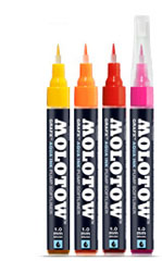 Makeri MOLOTOW™ GRAFX Aqua Ink Pump Softliner