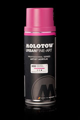 Spray graffiti MOLOTOW™ UFA Artist Acrylic 400ml