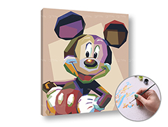 Pictura după numere MICKEY MOUSE – Level Starter