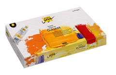 Culori ulei Finest Artists Solo Goya set 8x55ml