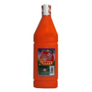 Tempera lichidă JOVI 250 ml – orange