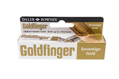 Daler-Rowney Goldfinger - sovereing gold