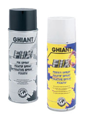 GHIANT Spray fixativ BASIC - 400ml