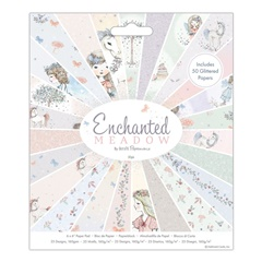Hartie decorativa Еnchanted Meadow / 50 coli