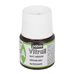 Medium mat Pebeo Vitrail 45 ml