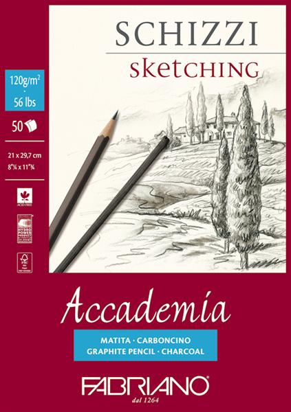 Sketchbook Bloc Accademia Fabriano