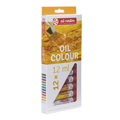 Set culori in ulei Royal Talens ArtCreation / 12 x 12 ml