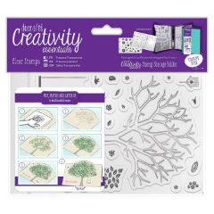 Ștampile acrilice Creativity Essentials - Build a Tree - set 30 de produse
